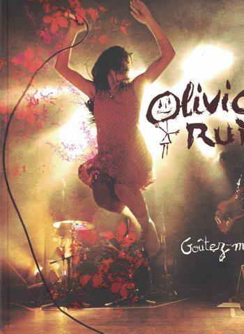 OLIVIA RUIZ - GOUTEZ-MOI