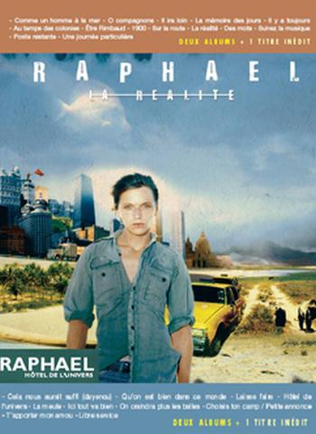 RAPHAEL - DEUX ALBUMS
