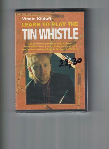 LEARN TO PLAY THE TIN WHISTLE - KILDUFF