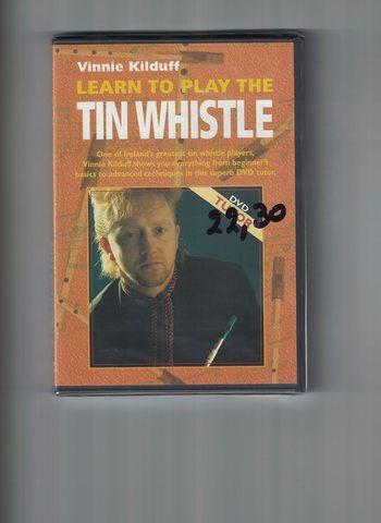 LEARN TO PLAY THE TIN WHISTLE - KILDUFF