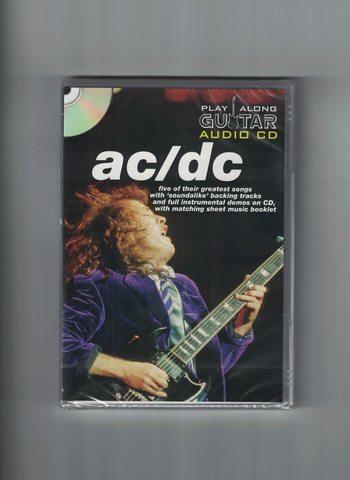 AC/DC - GUITAR PLAY-ALONG
