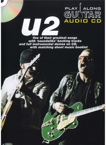 U2 - GUITAR PLAY-ALONG