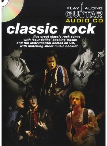 CLASSIC ROCK - PLAY-ALONG GUITAR