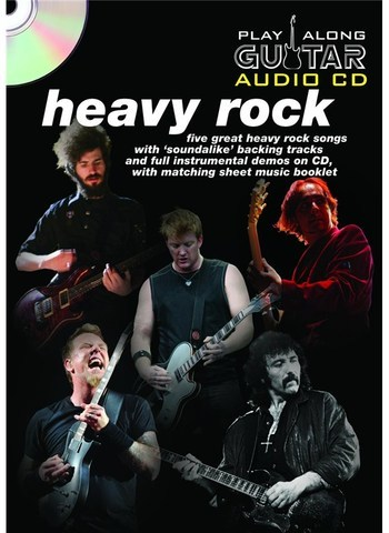 HEAVY ROCK PLAY-ALONG GUITAR