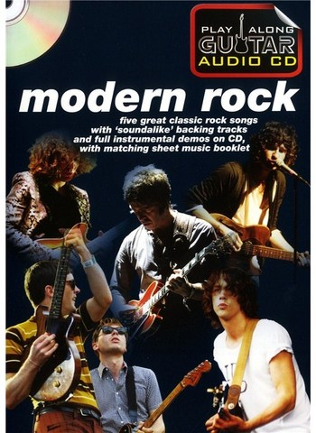 MODERN ROCK PLAY-ALONG GUITAR