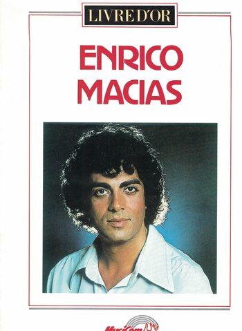 ENRICO MACIAS - LIVRE D'OR