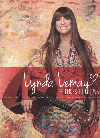 LYNDA LEMAY -FEUTRES ET PASTELS
