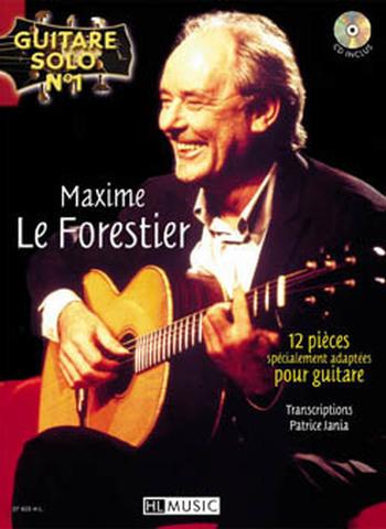 MAXIME LE FORESTIER - GUITARE SOLO