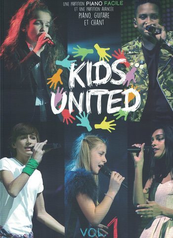 KIDS UNITED VOLUME 1