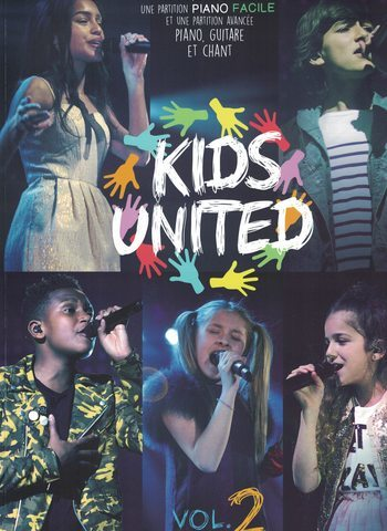 KIDS UNITED VOLUME 2