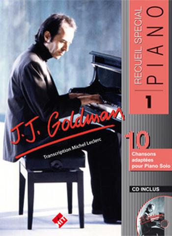 GOLDMAN - SPECIAL PIANO VOL 1