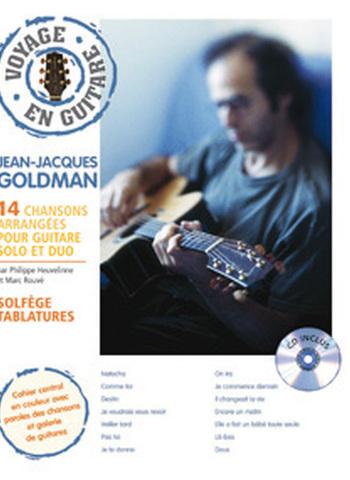 GOLDMAN - VOYAGE EN GUITARE