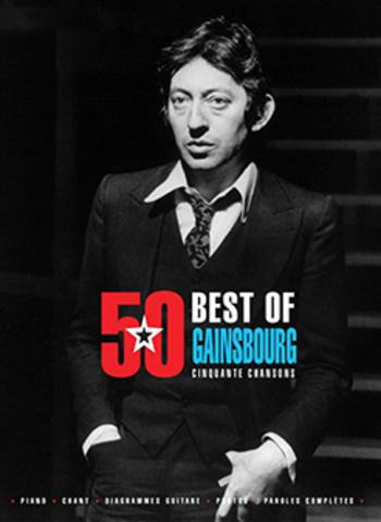 SERGE GAINSBOURG - 50 BEST