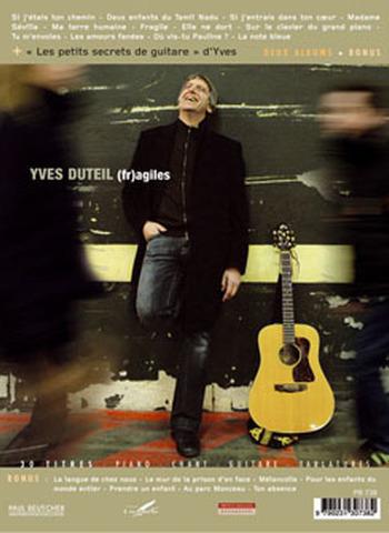 YVES DUTEIL - (FR)AGILES - SANS ATTENDRE